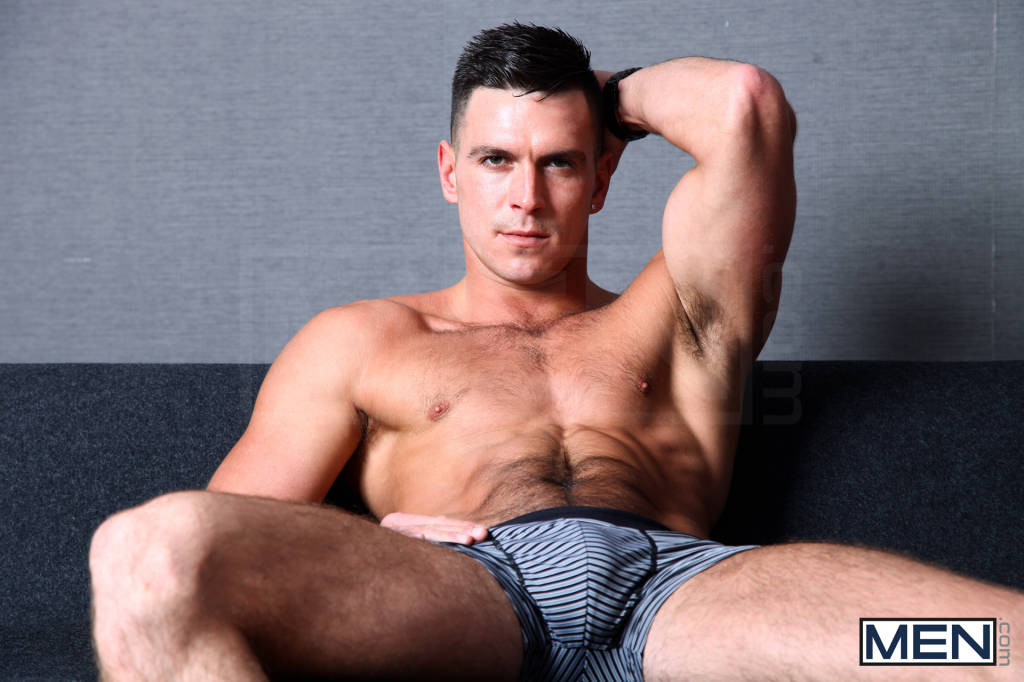 Paddy O'Brian Gets Fucked For The First Time by Topher DiMaggio