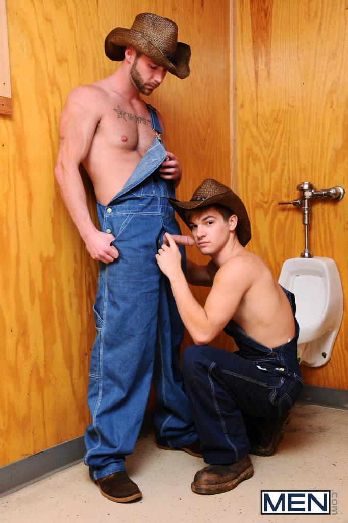 Johnny Rapid and Chris Bines 004