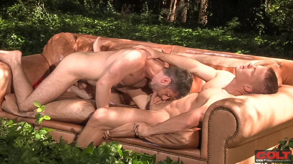 Liam Magnuson and Brayden Forrester
