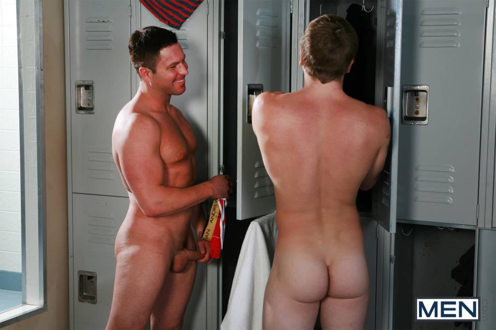 Travis James and Tom Faulk