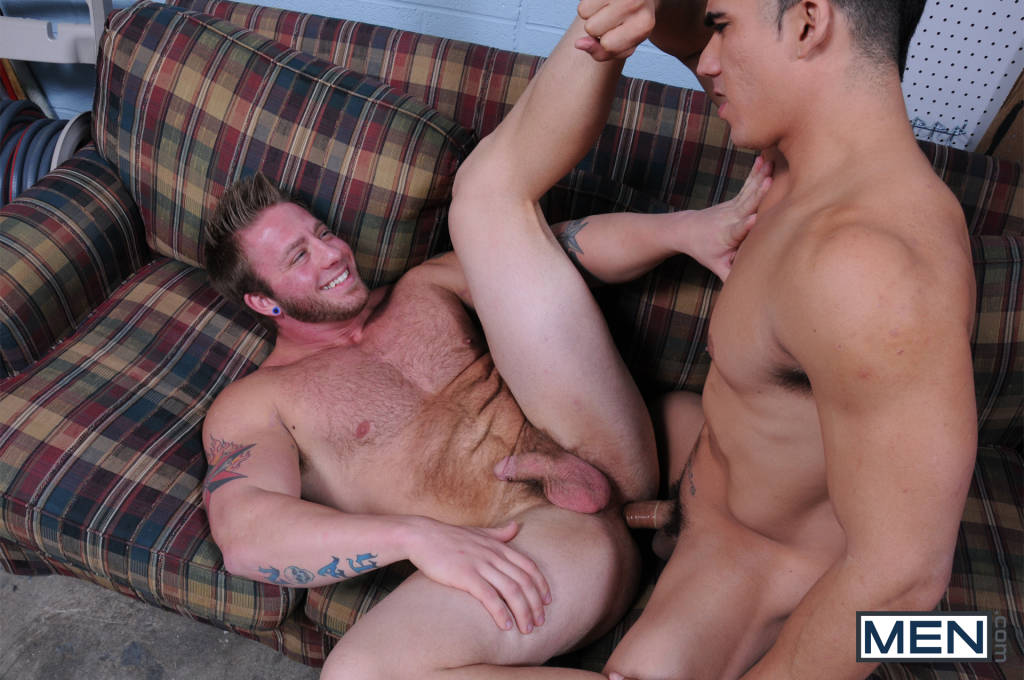 Aaron Bruiser and Topher Di Maggio