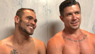 Creepy Handyman Trenton Ducati Abuses Brock Avery