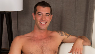 Frank Hot New Model At Sean Cody