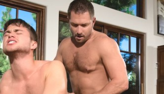 Leo Sweetwood Gets His Sweet Hole Fucked By Andrew Justice