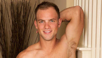 Gary Hot New Comer At Sean Cody