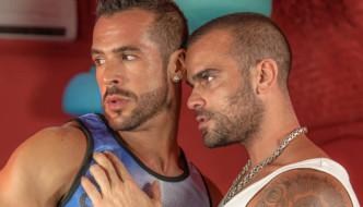 Damien Crosse & Denis Vega Flip Fuck – Men In Ibiza