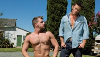 Gay Porn Star Ryan Rose Fucks Brian Bonds – HotHouse