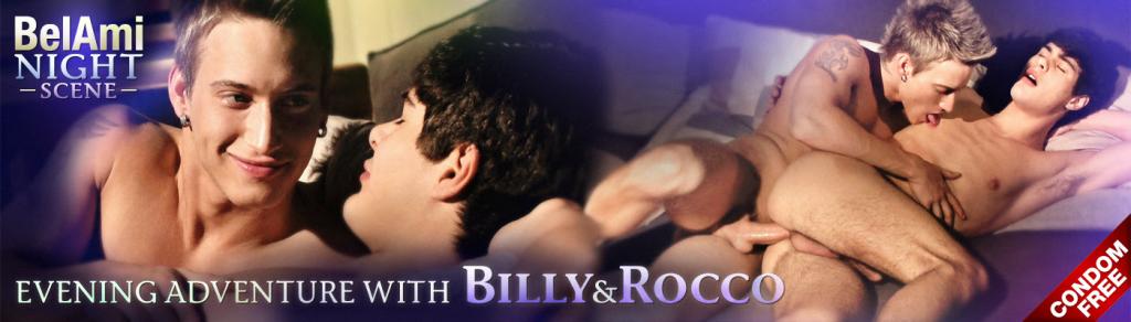 Billy Cotton & Rocco Alfieri Bareback Fuck