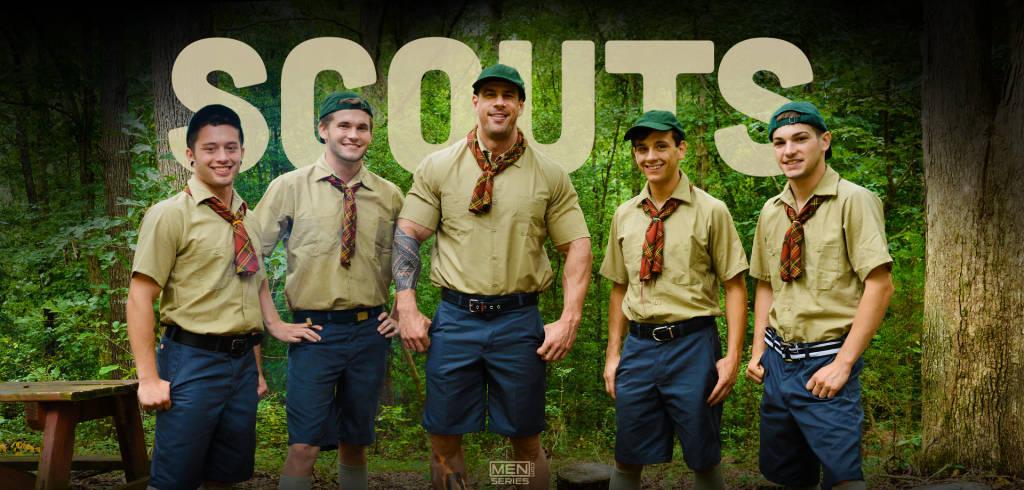 Zeb Atlas Fucks Jack Radley In Scouts 2
