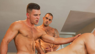 Damien Crosse,Paddy O'Brian, &Theo Ford Fuck At Men.Com