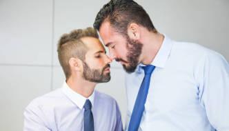 Dani Robles & Jessy Ares Fuck At Men.Com