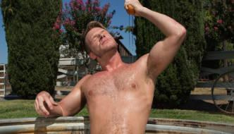 Brian Bonds & Jeremy Walker In Falcon's The Latest Naughty Pines Scene
