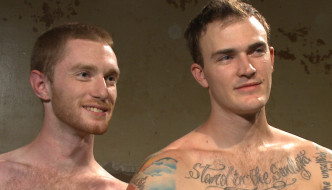 Christian Wilde Abuses Seamus O'Reilly At Bound Gods!