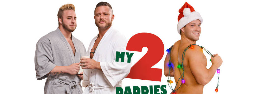 Luke Adams – My Two Daddies Part 2 With  Aaron Bruiser & Charlie Harding