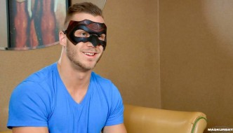 Mike's Jerkoff Audition At Maskurbate!