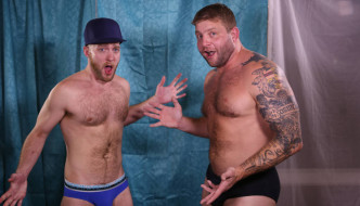 Deviant Otter Debuts On MEN.COM With Colby Jansen