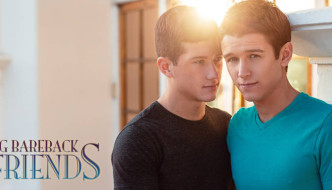 Evan Parker and Tyler Hill Barebacking Boyfriends At HELIX!