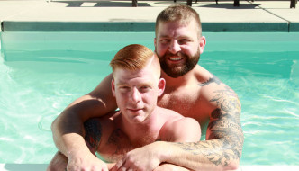 Colby Jansen Fucks Bennett Anthony While On Vacation! – Bear Weekend