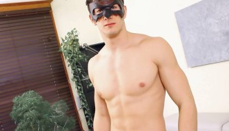 Will Jerks Off At Maskurbate! What A Hot Debut!