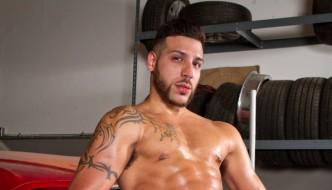 FX Rios Pounds Mike DeMarko At Raging Stallion!