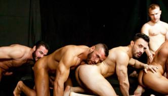 Bottom Buffet- Denis Vega, Flex, Jessy Ares, Malek Tobias, & Nick North