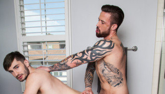 Jordan Levine Fucks Preston Cole Raw At RandyBlue!