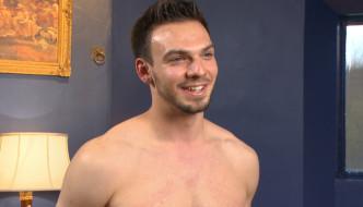 Muscular Stud Jason Maddox Is Bound and Edged By Sebastian Keys!