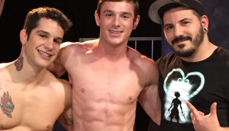 Brent Corrigan and Pierre Fitch Fuck At Falcon – Coming Soon!