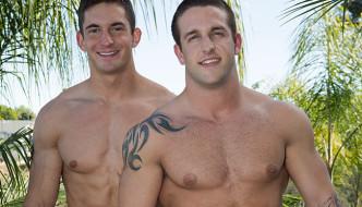 Teddy & Joey Bareback At Sean Cody
