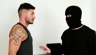 Ass Bandit Will Braun Strikes Again and Fucks  Johnny Hazzard