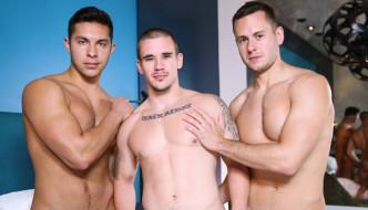 Brenner Bolton, Adam Bryant, & Seth Santoro Fuck In Freaky Friday