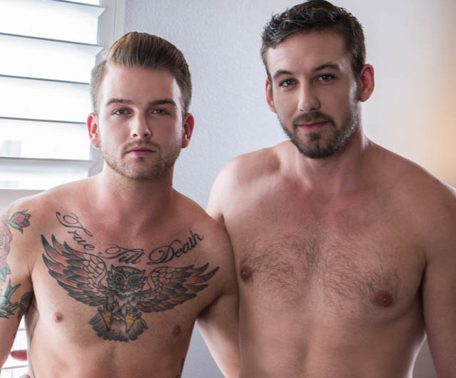 Atticus Fox Barebacks Brett Beckham At Randyblue
