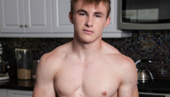 Abele Place Barebacks Jake Davis After A Hot Massage At Randy Blue