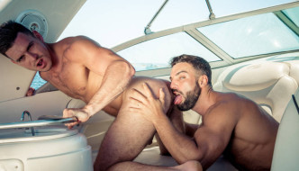 Paddy O'Brian Sucks Cock For The First Time – After 4 Years In Gay Porn!!