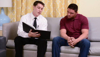 Paul Canon Fucks Muscle Bottom Jake Wilder – Mormon Undercover!