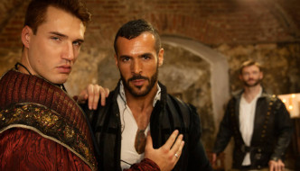 Dennis West and Theo Ford Star In Gay of Thrones Part 8