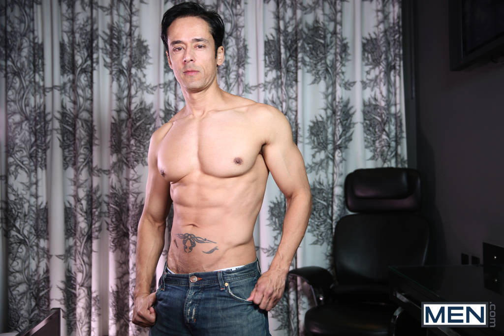 "Rafael Alencar Fucks Dimitri Kane – ""My Mom's New Husband"" Part 5"