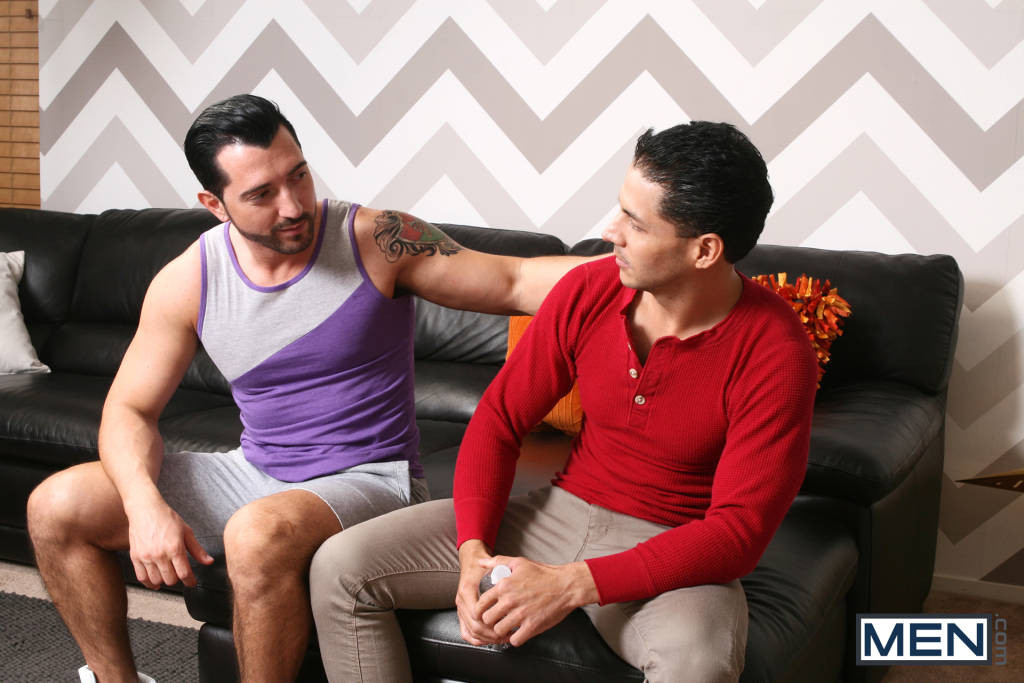 Jimmy Durano & Jorge Fusco Are Not Brothers Yet, So They Can Fuck :)