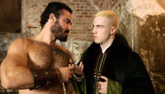 Jessy Ares Fucks JP Dubois – Gay of Thrones Part 7
