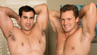 Randy Fucks Brendan Bareback At Sean Cody