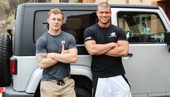 Markie More & Brad Flip Fuck – Bareback Military Sex At Active Duty