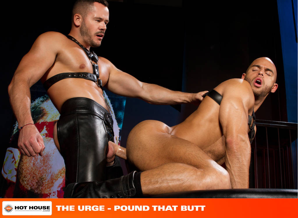 Valentin Petrov Fucks Sean Zevran At HotHouse – The Urge To Pound That Butt!