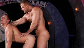 Austin Wolf  Fucks Brenner Bolton – Coming Soon At Falcon Studios