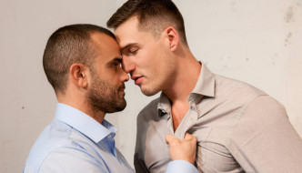 "Damien Crosse & Theo Ford Flip Fuck In ""Another Life"""