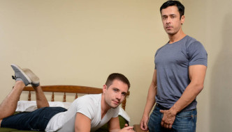 Rafael Alencar Fucks Dylan Knight In My Neighbor's Son Part 3
