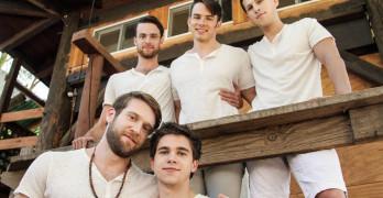 Will Braun ,Addison Graham, Brandon Moore, Colby Keller, Roman Todd – The Cult!