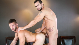 Jimmy Fanz Services Phenix Saint's Raging Hard On