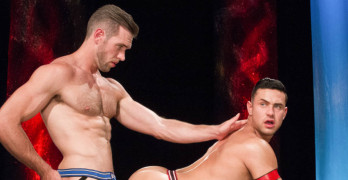 Alex Mecum Fucks Josh Conners – Fire and Ice!