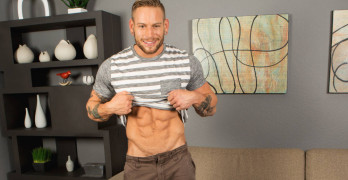 Meet Brennan, Sean Cody's Hot Ripped Newcomer!