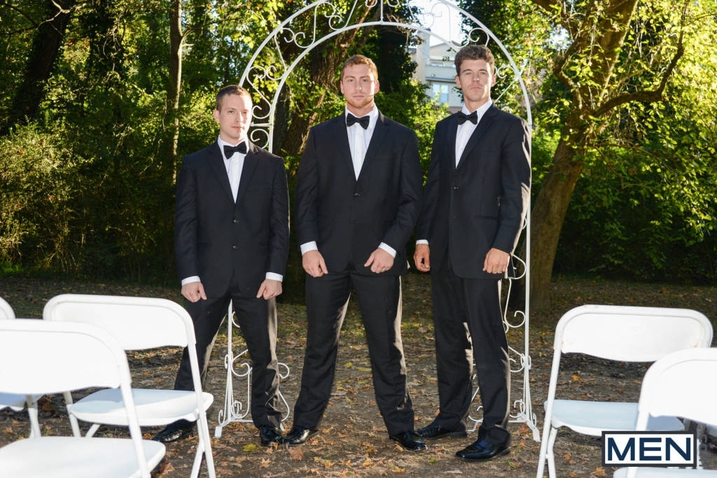 Connor Maguire and JJ Knight Tag Team Tommy Regan – The Groomsmen